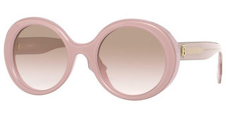 Burberry BE4314 388513 BROWN GRADIENTTOP TRANSPARENT ROSE/OPAL ROSE
