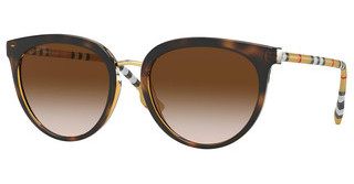 Burberry BE4316 389013 BROWN GRADIENTDARK HAVANA