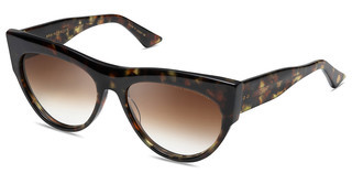 DITA DTS-525 02 Dark Brown to Clear - ARHaute Tortoise