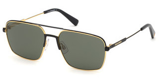 Dsquared DQ0320 30N grüntiefes gold glanz