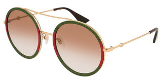 Gucci GG0061S 010 BROWNGOLD