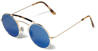 L.G.R SCARAB 00-2708 Blue Mirror Polarized (Base 2)Gold