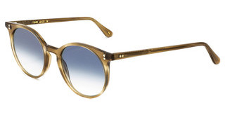 L.G.R TIGRE 64-3152 Blue Gradient Photochromic (Base 2)Havana Camel