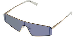 Le Specs CYBERFAME LSP2002159 LILAC MIRRORBRIGHT GOLD