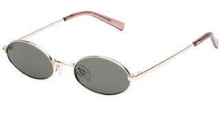 Le Specs LOVE TRAIN LSP1802421 KHAKI MONOBRIGHT GOLD