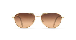 Maui Jim Baby Beach Readers H245-1625 HCL Bronze Sphere 2.5Gold