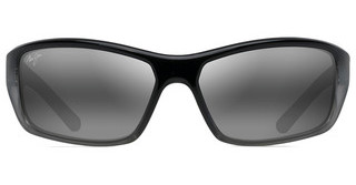 Maui Jim Barrier Reef 792-14C Neutral GreyBlack with Silver and Grey