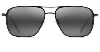 Maui Jim Beaches 541-2M Neutral GreyMatte Black