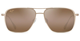 Maui Jim Beaches H541-16A HCL BronzeSatin Gold