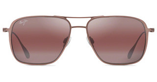 Maui Jim Beaches R541-19A Maui RoseSatin Brown Red