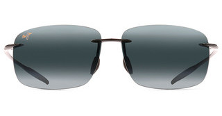 Maui Jim Breakwall 422-02 Neutral GreyGloss Black