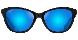 Maui Jim Canna B769-02 Blue HawaiiGloss Black