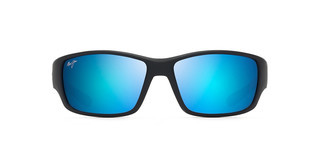 Maui Jim Local Kine B810-53B Blue HawaiiSoft Black/Sea Blue/Grey