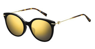 Max Mara MM MARILYN FS 807/K1 GOLD SPBLACK