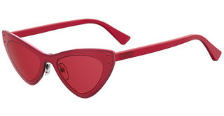 Moschino MOS051/S C9A/4S BURGUNDYRED