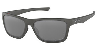Oakley OO9334 933411 PRIZM BLACK POLARIZEDMATTE DARK GREY