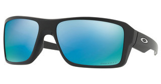 Oakley OO9380 938013 PRIZM DEEP WATER POLARIZEDMATTE BLACK