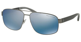 Polo PH3112 915722 POLAR MIRROR BLUESEMISHINY DARK GUNMETAL