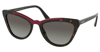 Prada PR 01VS 3200A7 GREY GRADIENTHAVANA/RED