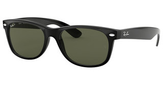 Ray-Ban RB2132 901/58 CRYSTAL GREEN POLARIZEDBLACK