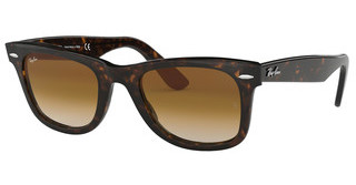 Ray-Ban RB2140 902/51 CRYSTAL BROWN GRADIENTTORTOISE