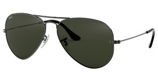 Ray-Ban RB3025 W0879 GREY GREENGUNMETAL