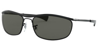 Ray-Ban RB3119M 002/58 GREEN POLARBLACK
