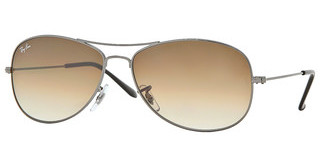Ray-Ban RB3362 004/51 crystal brown gradientgunmetal