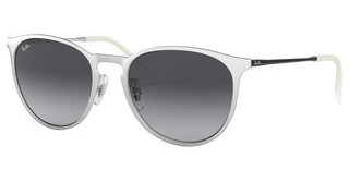 Ray-Ban RB3539 90788G GREY GRADIENT DARK GREYBRUSCHED SILVER