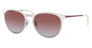 Ray-Ban RB3539 9079I8 LIGHT BLUE GRADIENT VIOLETBRUSCHED SILVER