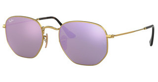 Ray-Ban RB3548N 001/8O WISTERIA FLASHGOLD