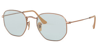 Ray-Ban RB3548N 91310Y EVOLVE LIGHT BLUECOPPER