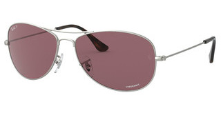 Ray-Ban RB3562 019/BC PURPLE POLARMATTE SILVER