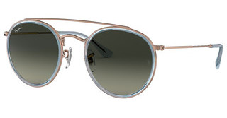 Ray-Ban RB3647N 906771 GREY GRADIENT DARK GREYCOPPER
