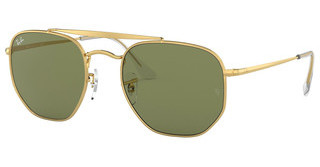 Ray-Ban RB3648 001/4E BOTTLE GREENGOLD