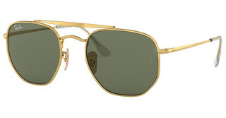 Ray-Ban RB3648 001 GREENGOLD