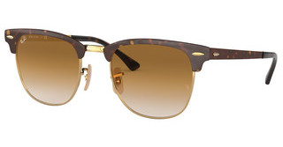 Ray-Ban RB3716 900851 CLEAR GRADIENT BROWNGOLD TOP HAVANA