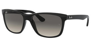 Ray-Ban RB4181 601/71 GREY GRADIENT DARK GREYSHINY BLACK