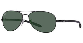Ray-Ban RB8301 002 DARK GREENBLACK