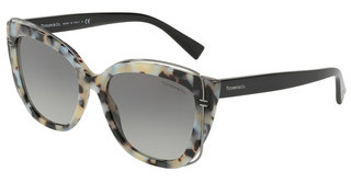 Tiffany TF4148 82133C GREY GRADIENTBEIGE HAVANA