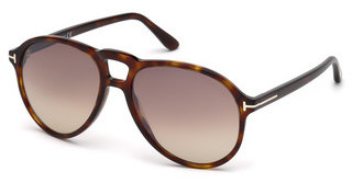 Tom Ford FT0645 52G braun verspiegelthavanna dunkel