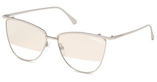 Tom Ford FT0684 16B grau verlaufendpalladium glanz
