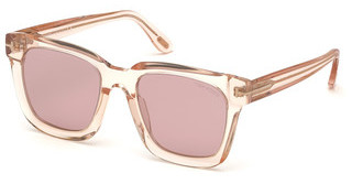 Tom Ford FT0690 72Z violett ver.rosa glanz