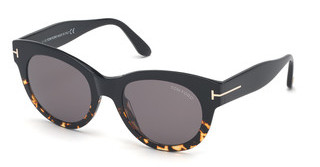 Tom Ford FT0741 56A grauhavanna