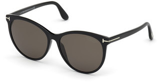 Tom Ford FT0787 01D grau polarisierendschwarz glanz