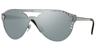 Versace VE2161 10011U BLUE MIRROR SILVER 80GUNMETAL