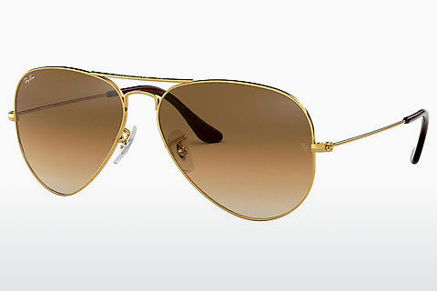 Ochelari oftalmologici Ray-Ban AVIATOR LARGE METAL (RB3025 001/51)