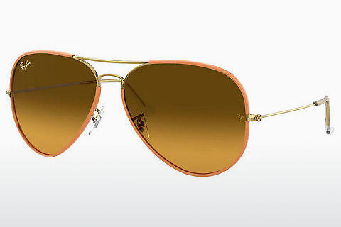 Ochelari oftalmologici Ray-Ban AVIATOR FULL COLOR (RB3025JM 91963C)