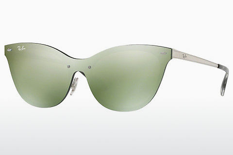 Ochelari oftalmologici Ray-Ban Blaze Cat Eye (RB3580N 042/30)