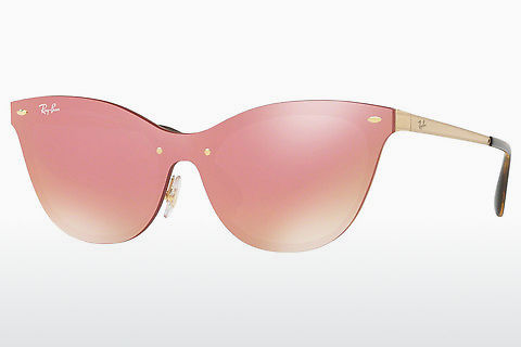 Ochelari oftalmologici Ray-Ban Blaze Cat Eye (RB3580N 043/E4)
